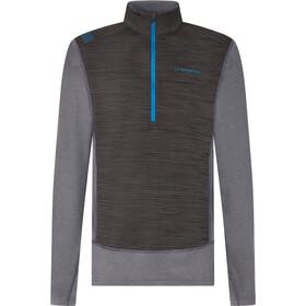 La Sportiva Rook Sweat-shirt Manches longues Homme, carbon/neptune